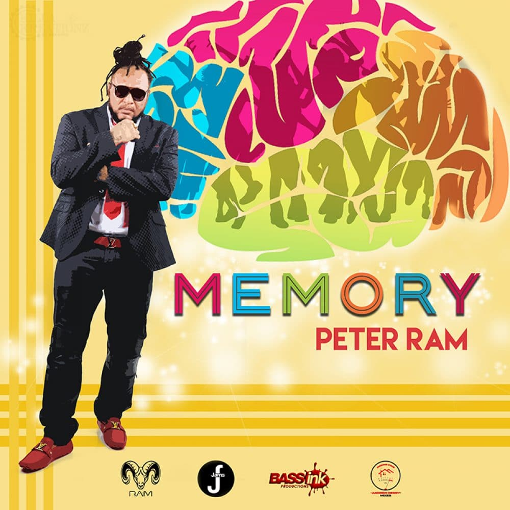 """Peter Ram's Crop Over 2017 release """"MEMORY"""" Re Mixed and Re Mastered"""