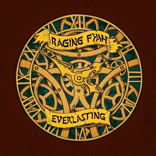 Raging Fyah - Dash Wata - Everlasting 2016