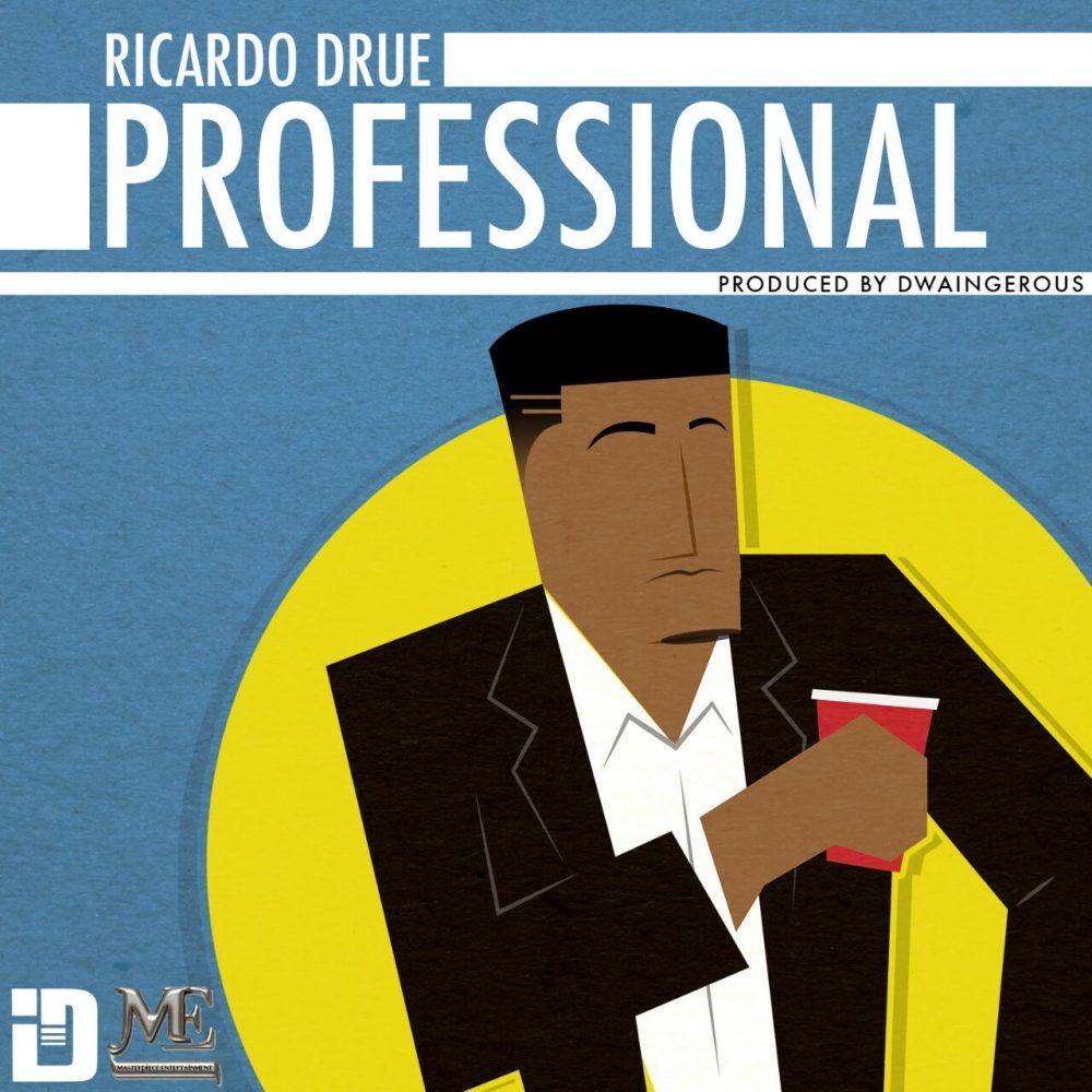 Ricardo Drue Feat. iDNATION - Professional - Groove Theory Riddim - 2015 Soca - Antigua