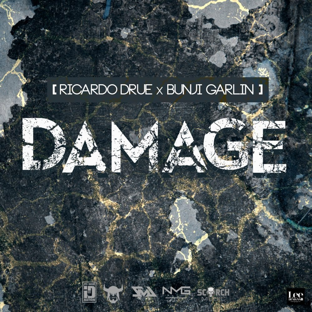 Ricardo Drue X Bunji Garlin - Damage