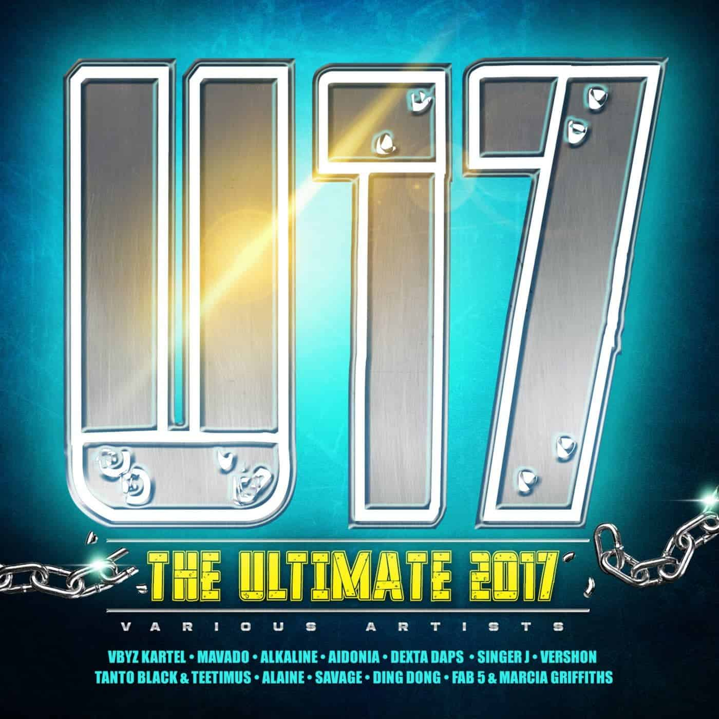 The Ultimate 2017 - One Draw by Marcia Griffiths featuring Fab 5