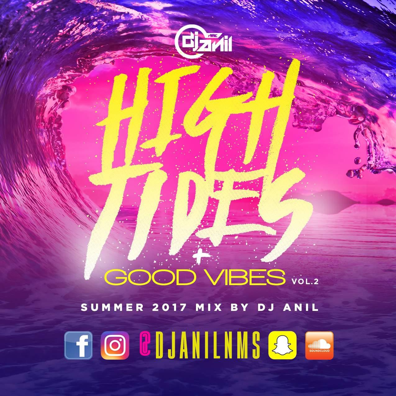 Dj Anil NMS High Tides and Good Vibes Vol 2