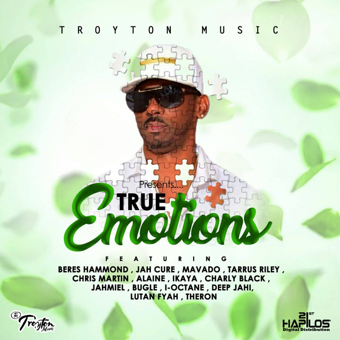 True Emotions Riddim - Troyton Music - 21st Hapilos