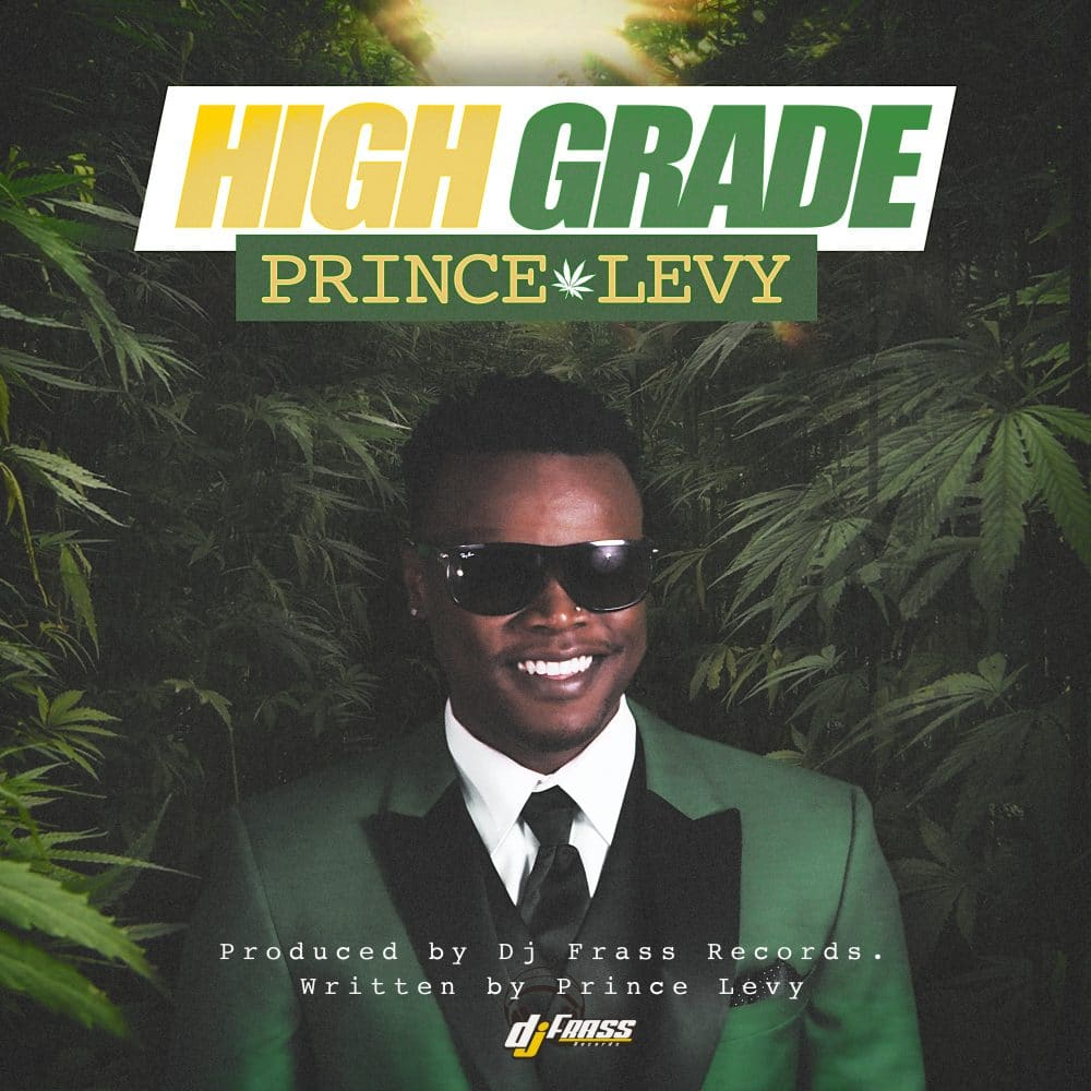 Prince Levy - High Grade - Prod By Dj Frass Records