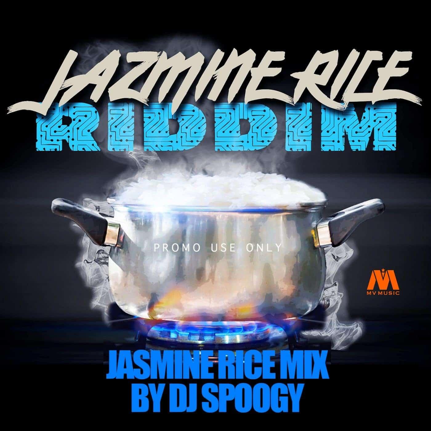 Jasmine Rice Mix By DJ Spoogy