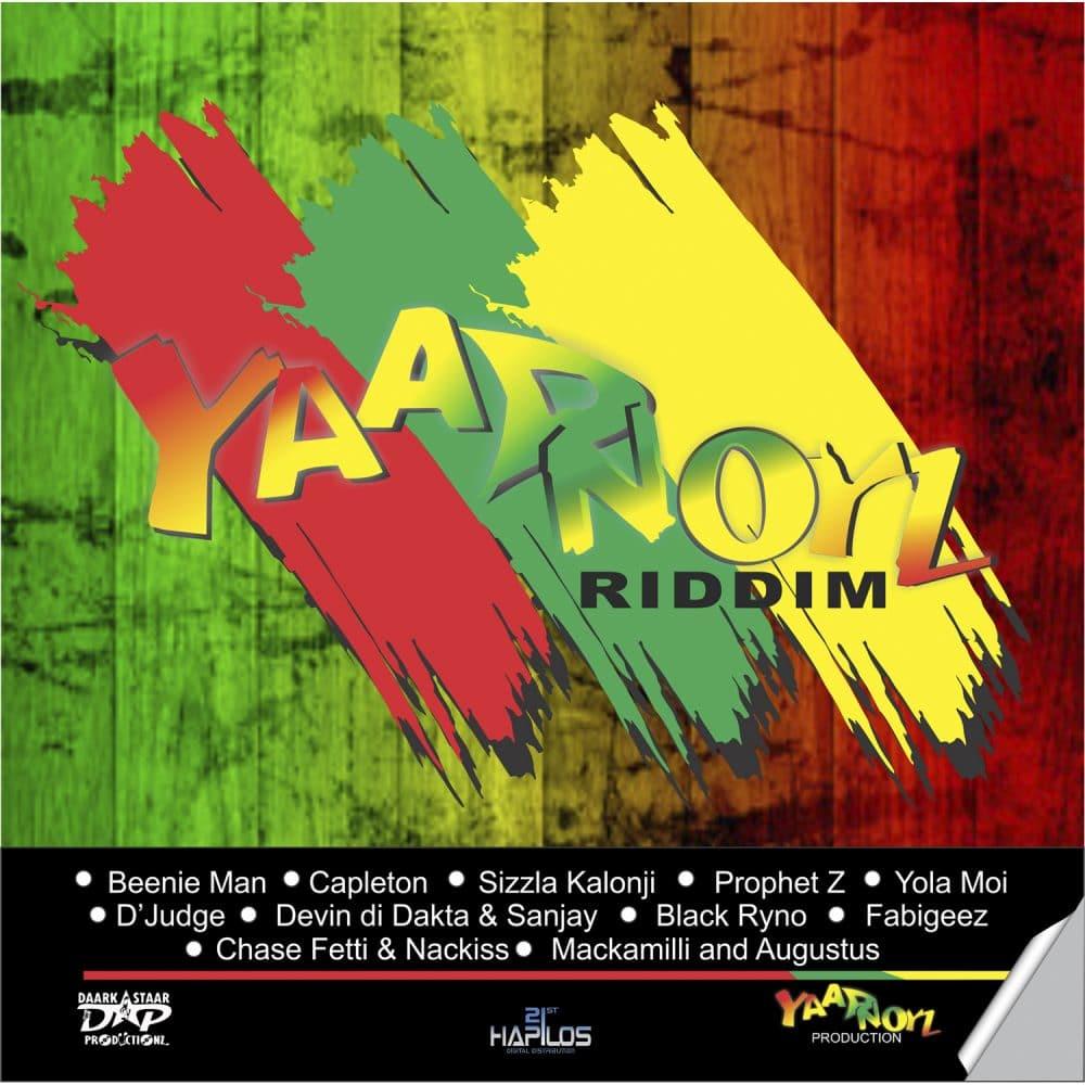 Yaadnoyz Riddim - Yaadnoyz Production LLC - 21st Hapilos