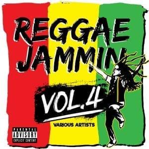 Reggae Jammin' Vol. 4 - Various Artists - Tad`s Record Inc