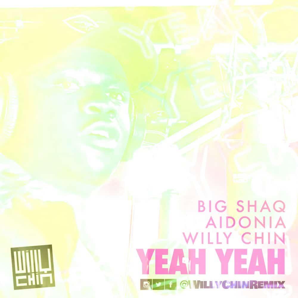 Big Shaq x Aidonia x Willy Chin - Mans Not Hot - Yeah Yeah - Willy Chin Remix