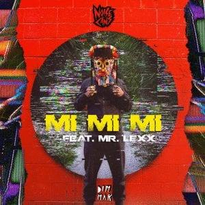 Noise Cans - Mi Mi Mi Feat. Mr. Lexx - Masquerave EP