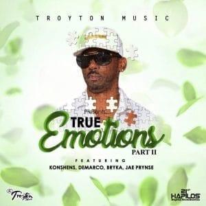 True Emotions Riddim Part. 2 - Troyton Music