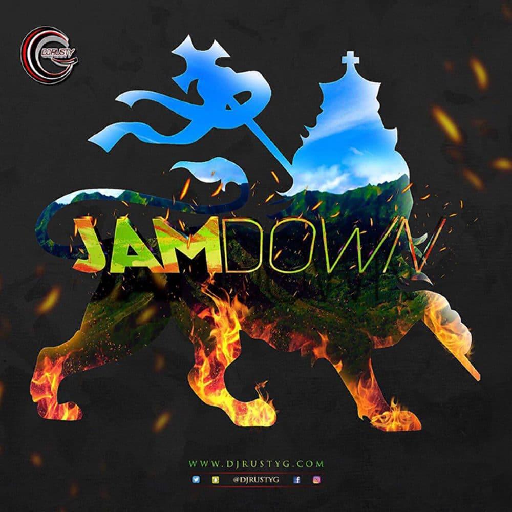 Dj Rusty G - Jamdown Reggae Mix