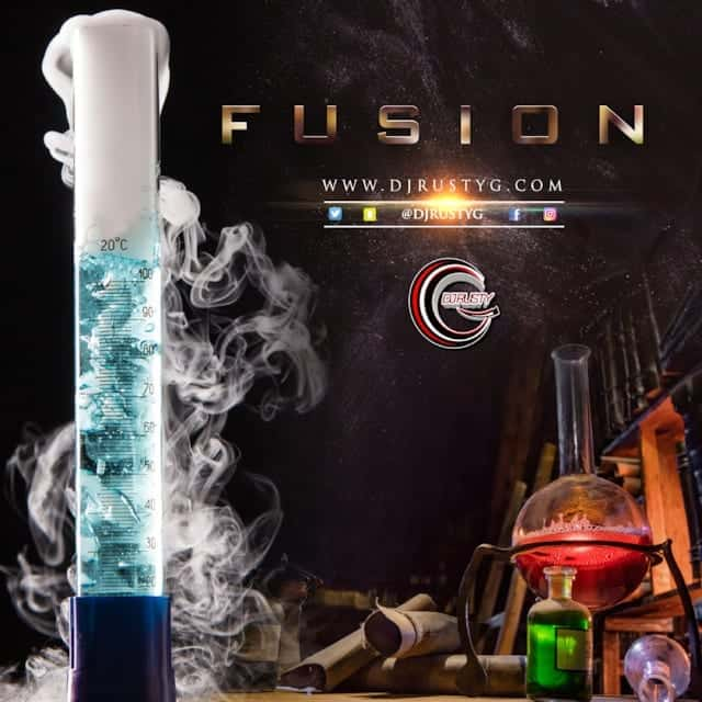 Dj Rusty G Presents - Fusion 2017