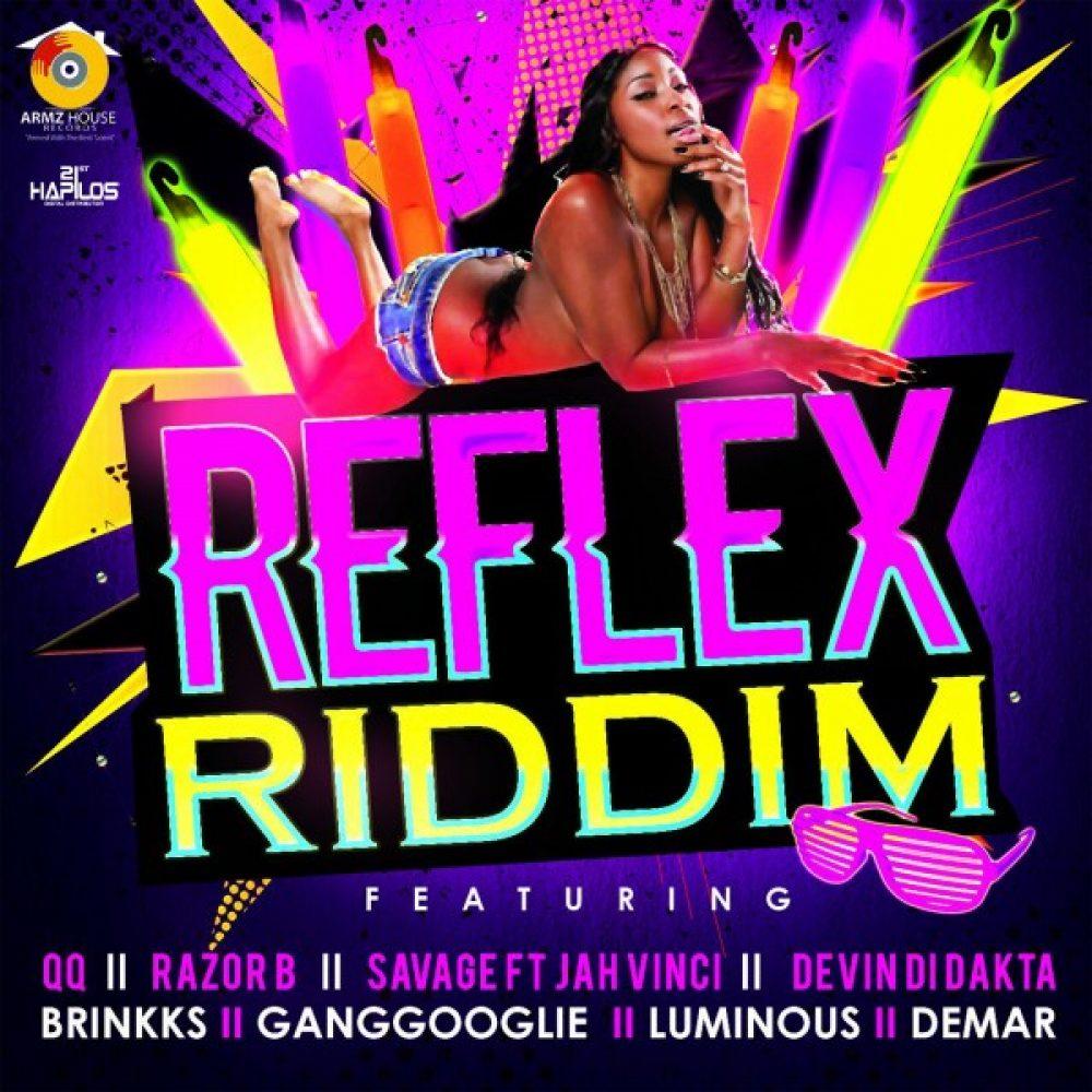 Reflex Riddim - Armz House Records - 21st Hapilos