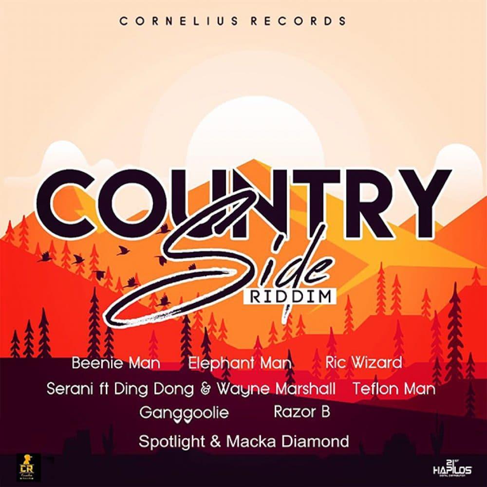 Country Side Riddim - Cornelius Records