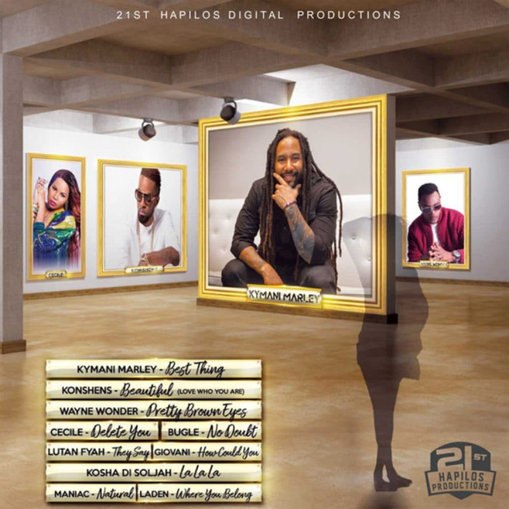 Art of Love Riddim - 21st Hapilos Productions