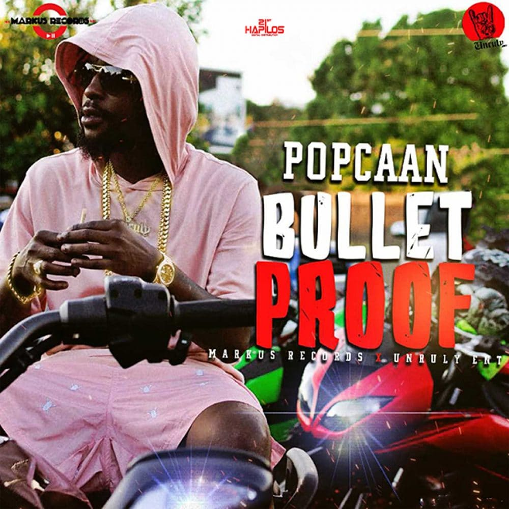Popcaan - Bullet Proof - Markus Records