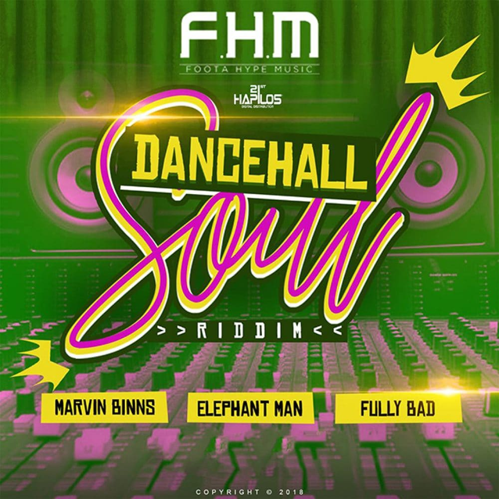 Dancehall Soul Riddim - Foota Hype Music