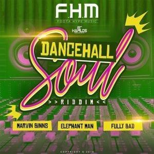 Dancehall Soul Riddim - Foota Hype Music