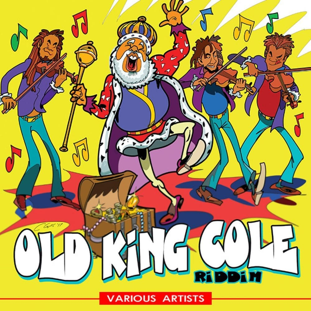 Old King Cole Riddim - Tad's Record Inc