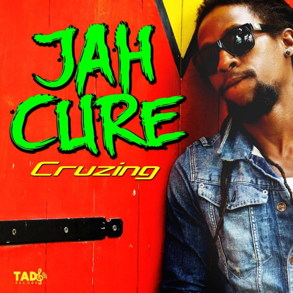 Jah Cure - Cruzing - Old King Cole Riddim - Tad's Record Inc