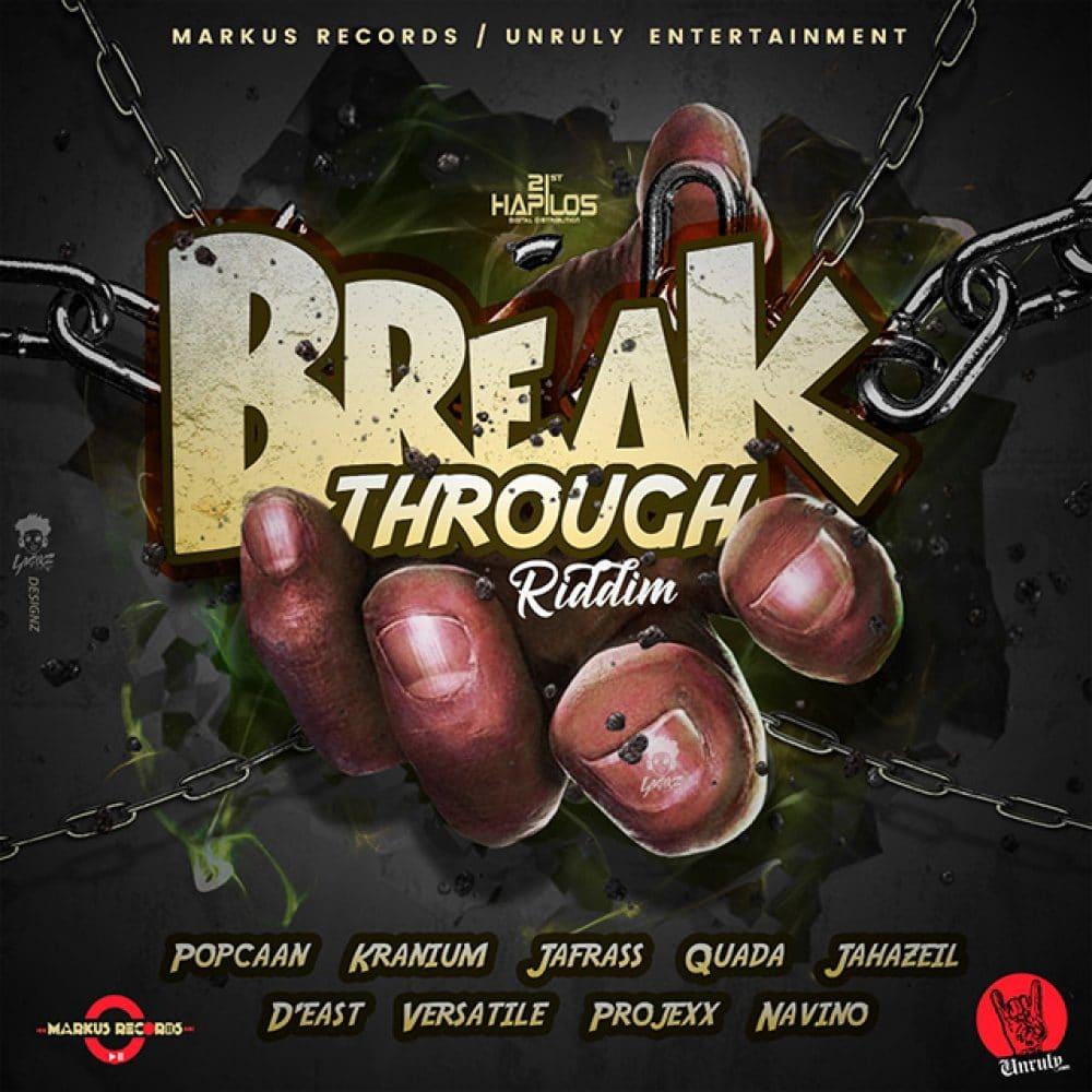 Breakthrough Riddim - Markus Records