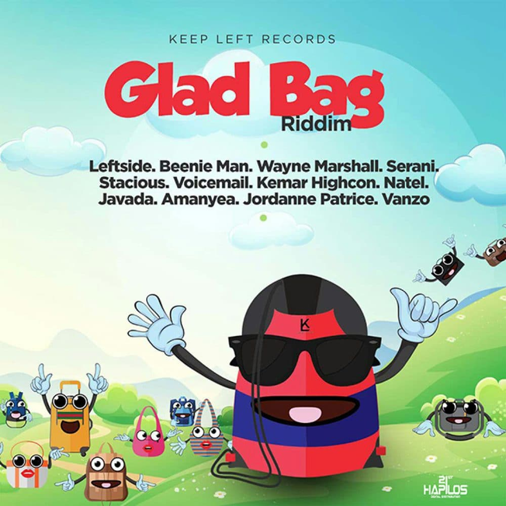 Glad Bag Riddim - Keep Left Records