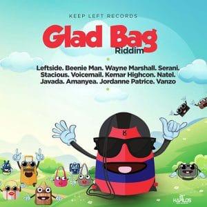 Glad Bag Riddim - Keep Left Records