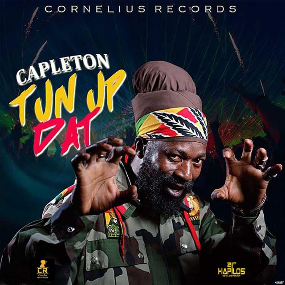 Capleton - Tun Up Dat - Cornelius Records