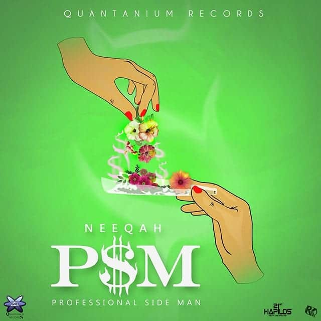 NeeQah - PSM (Professional Side Man) - Quantanium Records