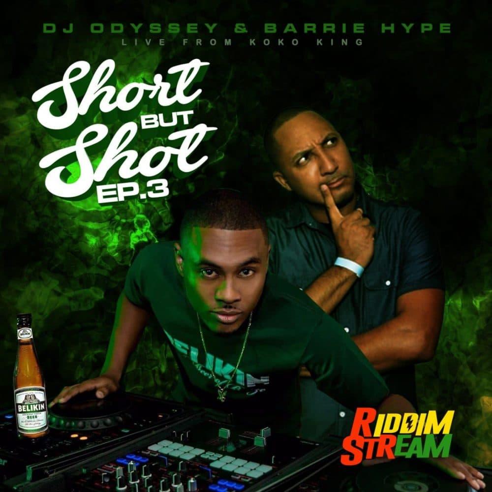 Dj Odyssey & Barrie Hype - Short But Shot EP 3