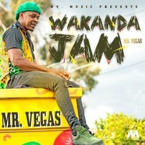 Mr Vegas - Wakanda Jam - MV Music