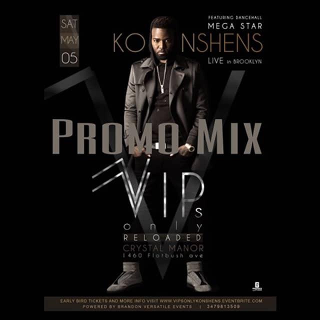 Infrared Soundz - Konshens Promo Mix - Live in BK - VIPs Only