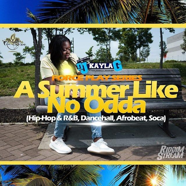 DJ Kayla G - A Summer Like No Odda (Summer 2018 Mixtape)