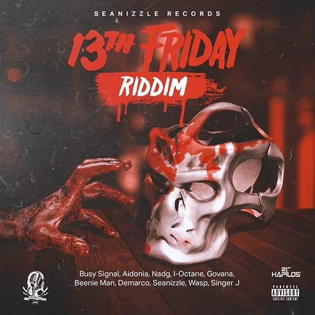13th Friday Riddim - Seanizzle Records