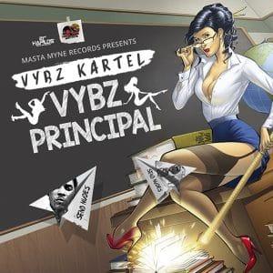 Vybz Kartel - Vybz Principal - Masta Myne Records
