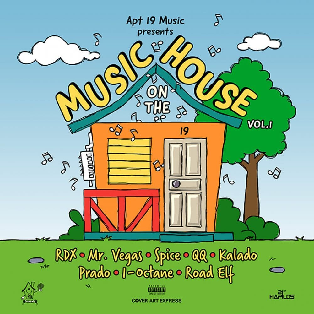 Apt. 19 Music Presents: Music On the House Vol. 1