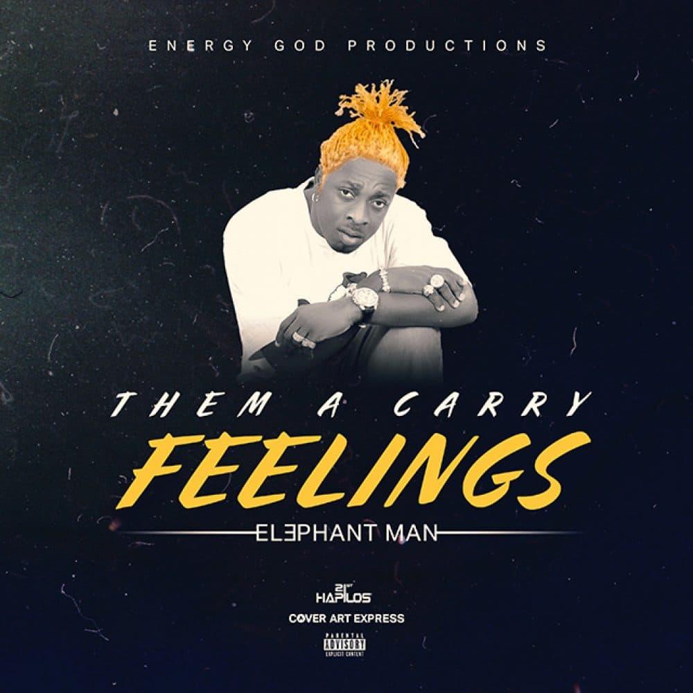 Elephant Man - Them A Carry Feelings - Energy God Production