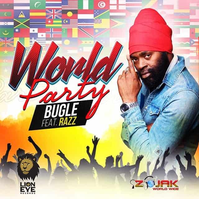 Bugle (feat. Razz) - World Party - Lion Eye Records