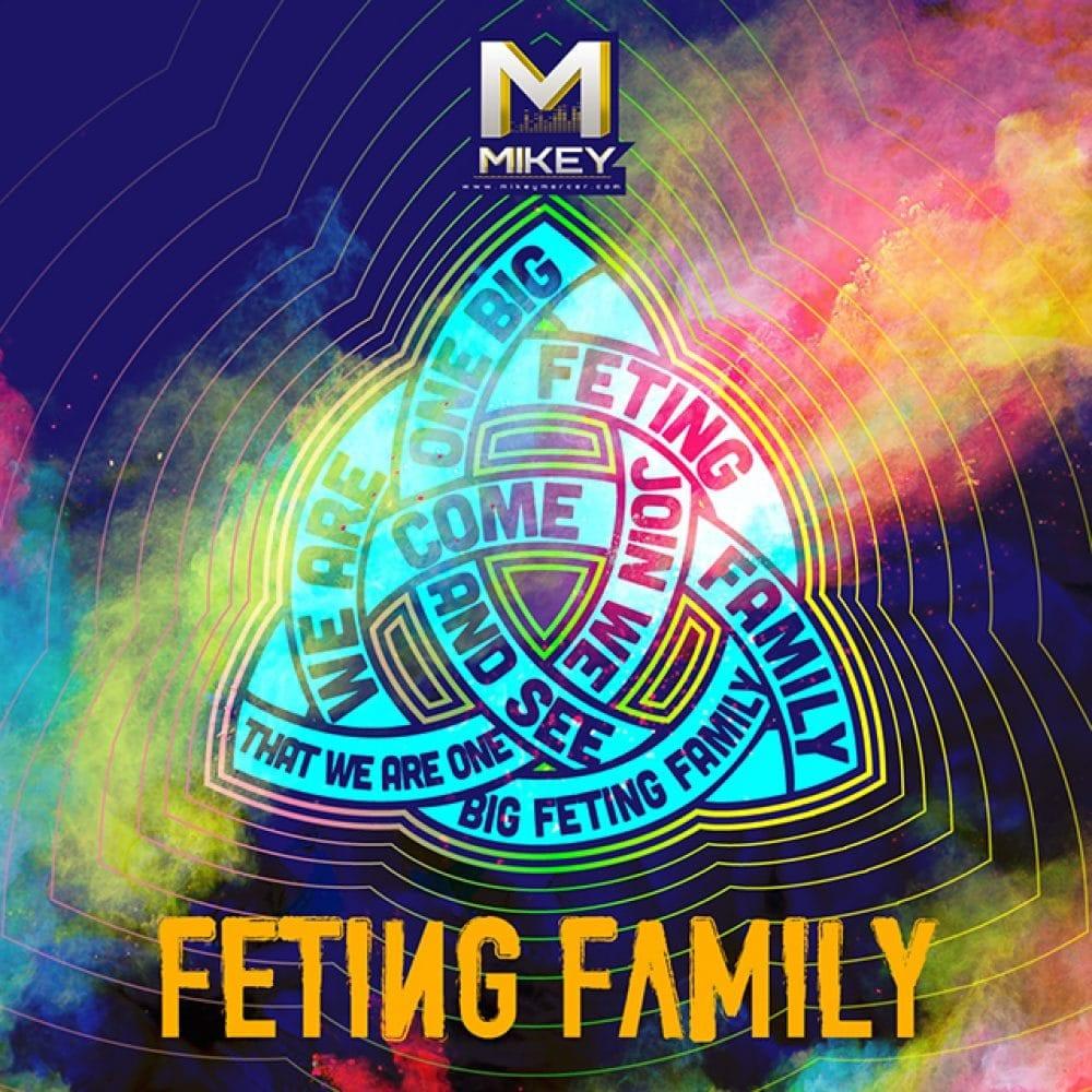 Mikey Mercer - Feting Family - Dj Pack - 2018 Soca