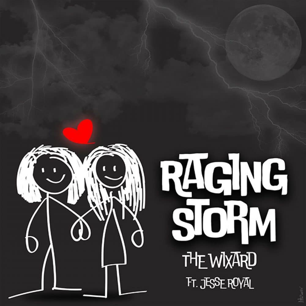 The Wixard ft. Jesse Royal - Raging Storm