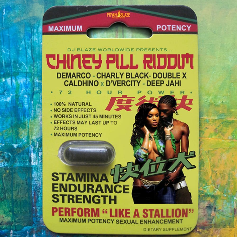 Chiney Pill Riddim
