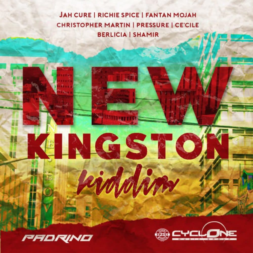 Cyclone Music Group & Padrino Music - New Kingston Riddim - Various Artists