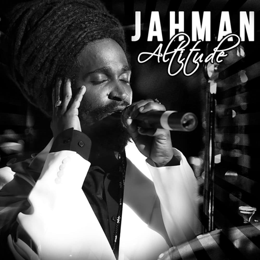 Jahman - Altitude - Splatter House Records