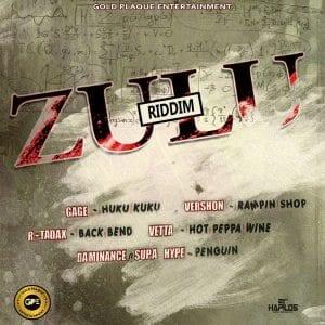 Zulu Riddim - Various Artists