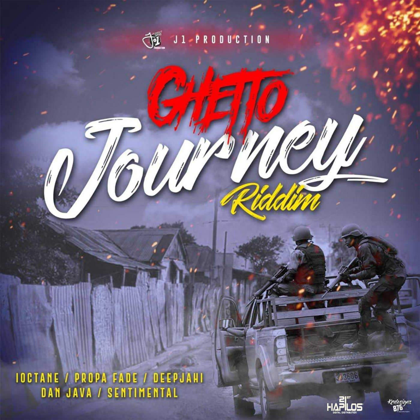 Ghetto Journey Riddim