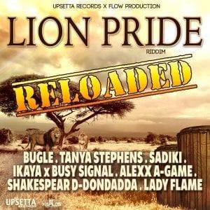 Lion Pride Riddim Reloaded