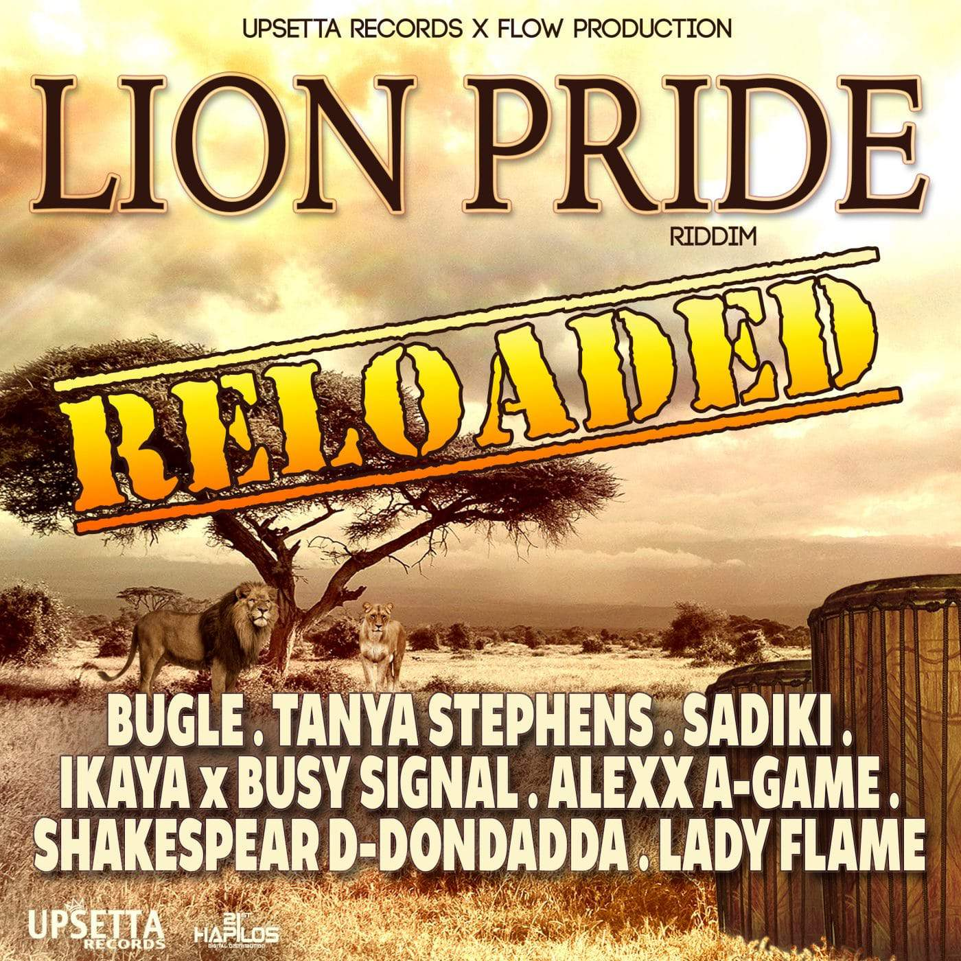 Lion Pride Reloaded - Various Artists