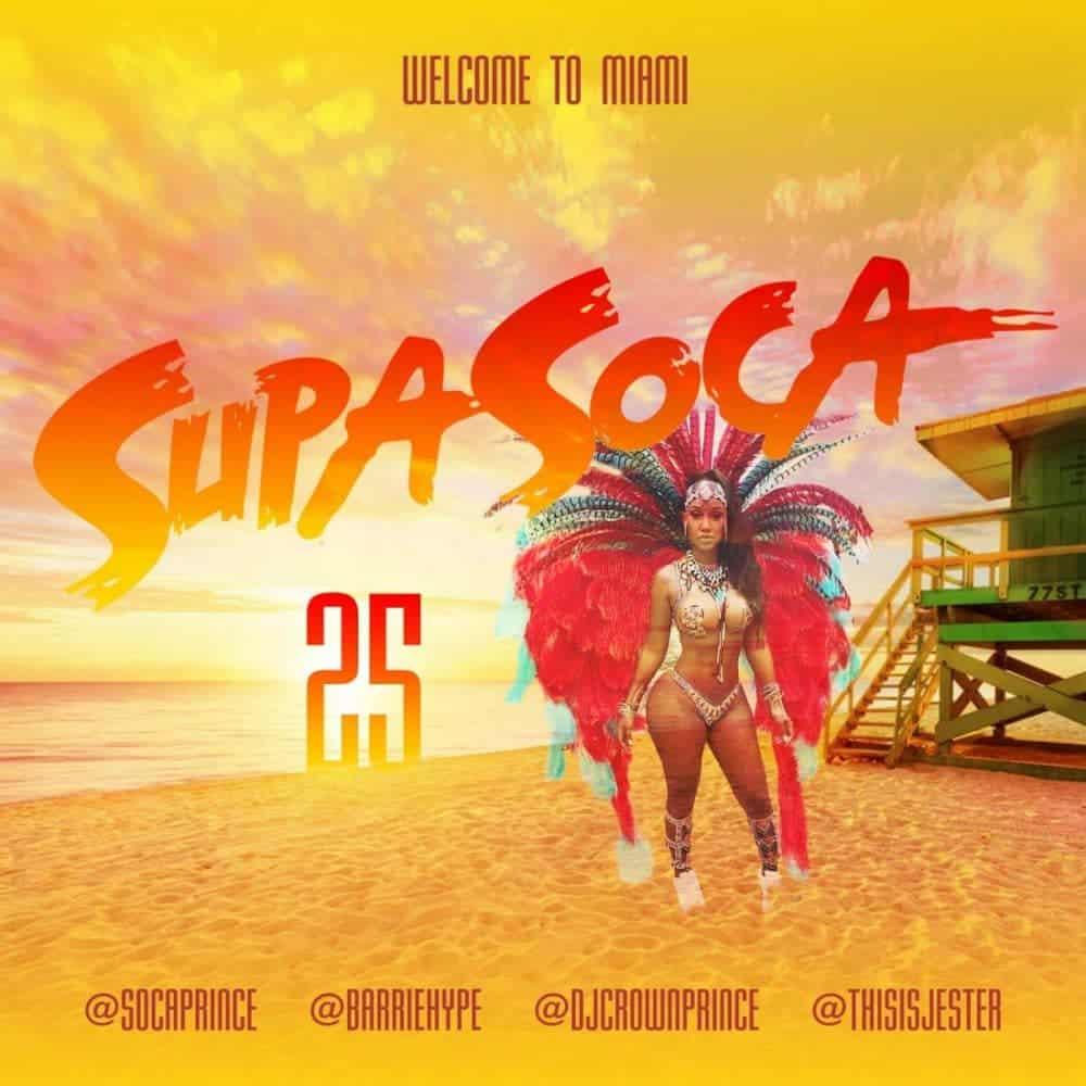 Supa Soca 25