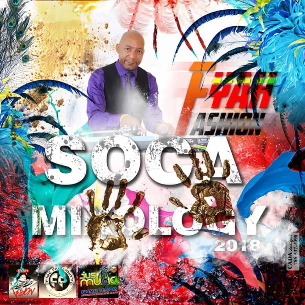 Fyah Fashion Soca Mixology 2018