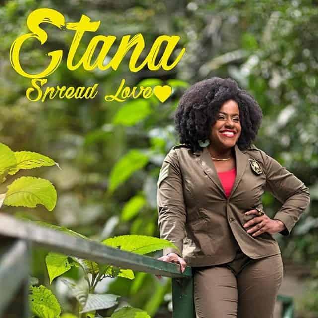 Etana - Spread Love - wav